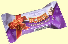 Russian wafers from Anapa